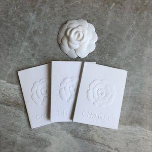 Chanel Receipt Holder / Chanel Receipt Envelope